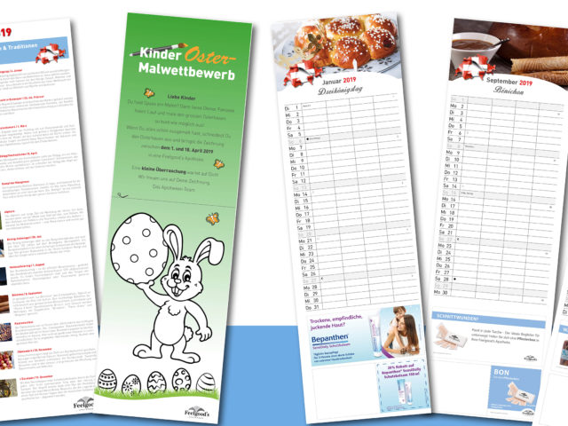 Feelgood's Kalender