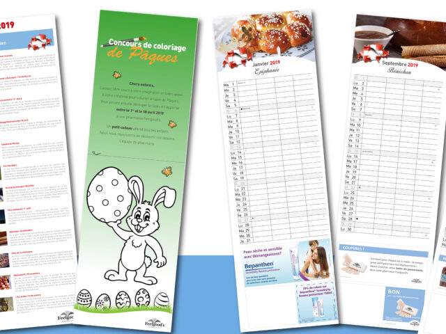 Calendrier Feelgood's